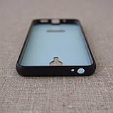 Металический бампер+пластик Meizu M2 Note black, фото 4