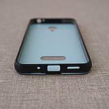 Металический бампер+пластик Meizu M2 Note black, фото 3