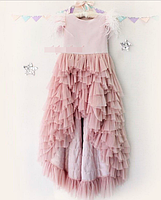 Дитяче плаття - Лебідь, фото 2