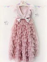 Дитяче плаття - Лебідь, фото 3