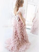 Дитяче плаття - Лебідь, фото 6