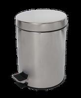 Відро для сміття з педаллю 12 л матове, O36351