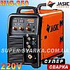 JASIC MIG-250 сварочный полуавтомат