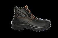 Ботинки рабочие кожаные Стандарт