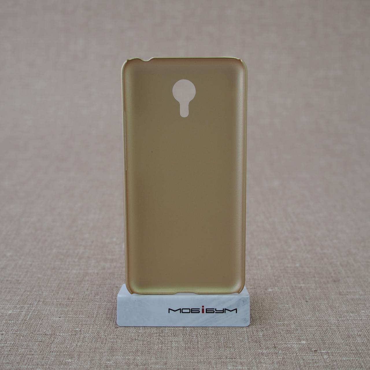 Накладка Nillkin Super Frosted Shield Meizu M2 Note gold