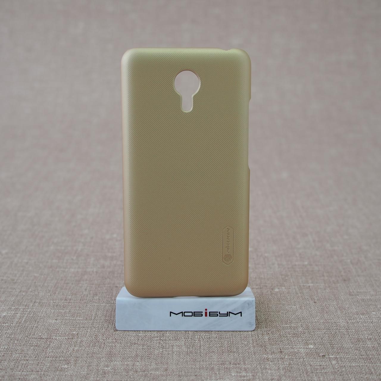 Накладка Nillkin Super Frosted Shield Meizu M2 Note gold EAN/UPC: 6902048100626