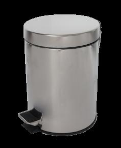 Відро для сміття з педаллю 20 л матовое, O36352