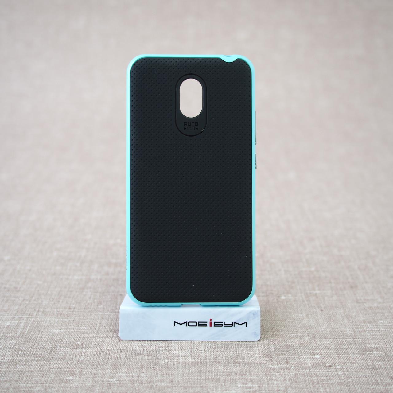 Чехол iPaky Meizu M2 Note black/green