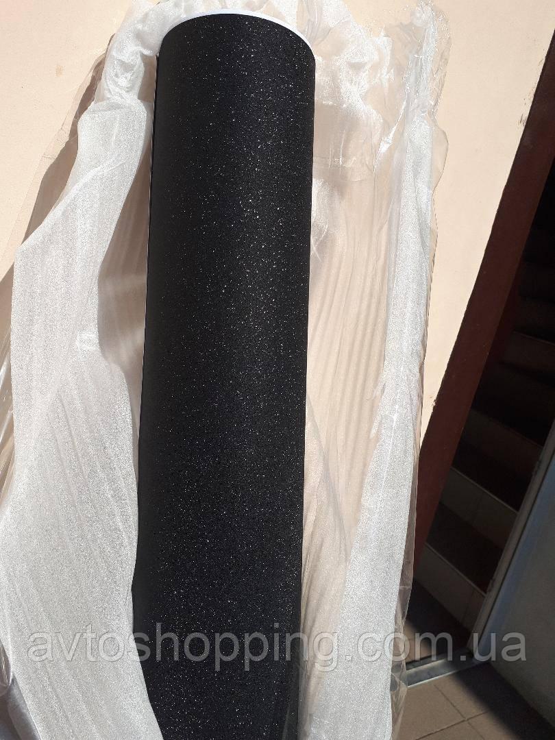 3D карбон пленка черная алмазная крошка, GUARD карбоновая пленка для АВТО! Качество! 1,52 м на 1 м.