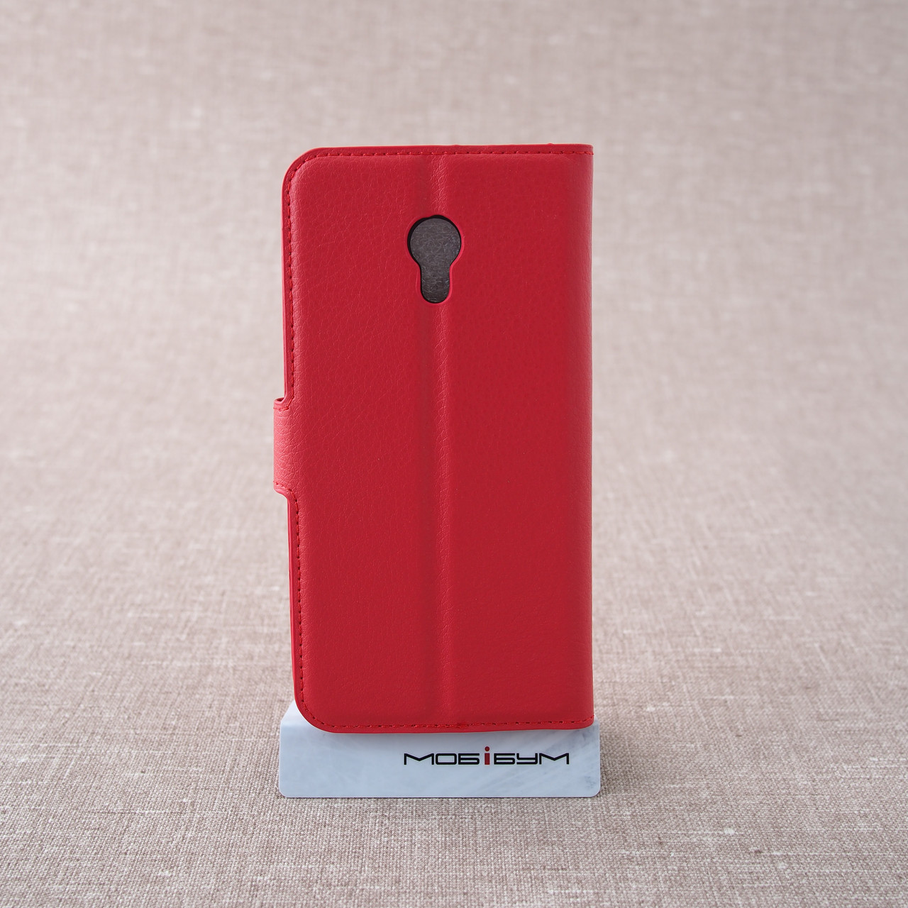 Чехол Meizu M5 red Для телефона Красный
