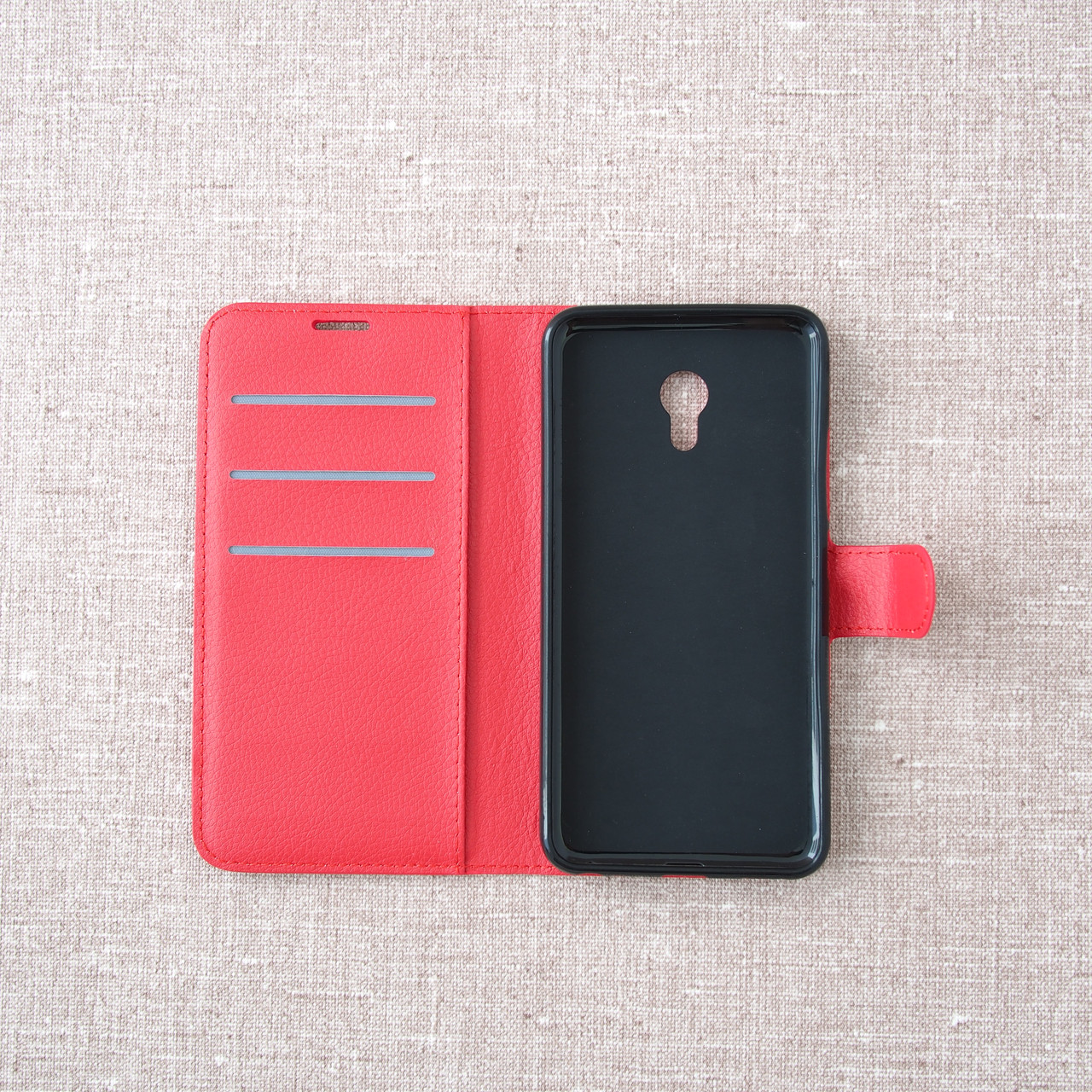 Чехлы для Meizu M5 red Для телефона