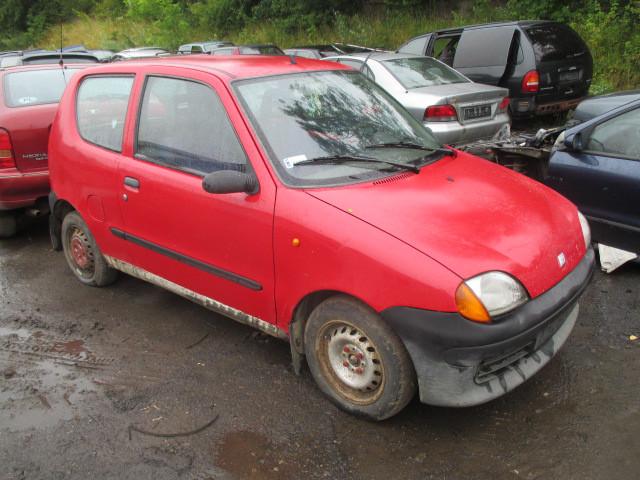 Авто под разборку Fiat Cinquecento 1.1