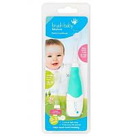 Детская звуковая щетка от 0 до 3 лет BabySonic, Brush-baby