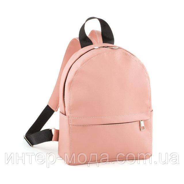 Рюкзак Fancy mini светло розовый флай