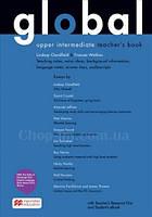 Global Upper-Intermediate Teacher's Book with Teacher's Resource Disc and eBook Pack / Книга для учителя
