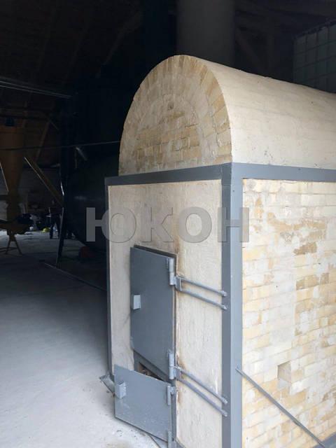 Теплогенератор дровяной для сушки АВМ-0,65