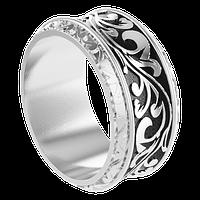 Кольцо серебряное С Вензелями Os 2266