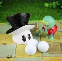 Игрушки Растения против зомби Белый гриб Plants vs zombies