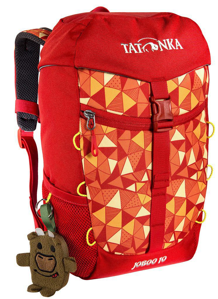 Дитячий рюкзак Tatonka Joboo 10 л Red TAT 1776.015
