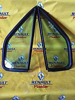 Стекло Форточка двери передней Renault Master Opel Movano  / Рено Мастер Опель Мовано Ниссан 2003-2010