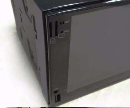 Универсальная мультимедийная автомагнитола 2DIN Pioneer FY6503 7-дюймовый сенсорный HD-дисплей