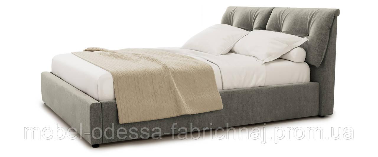 Двуспальная кровать Мэри II Деним