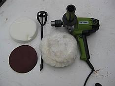 Миксер,дрель,полировка Eltos ДПМ-1500