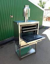Хоспер печь на дровах