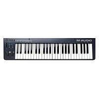 Миди-клавиатуры M-Audio Keystation 49 MKII