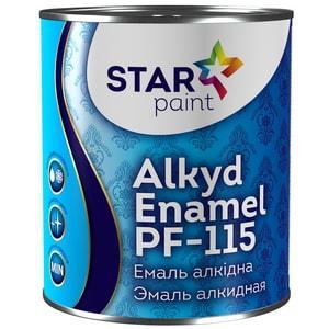 Эмаль ПФ-115 STAR PAINT (Темно-серый) 2,8кг