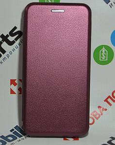 Чехол -Книжка Fashion Case для Huawei Y3 II (Марсала)