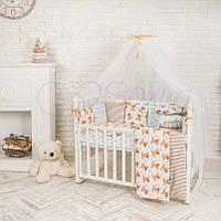 Комплект детского постельного белья  Бэби дизайн Мишки, фото 1