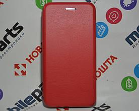 Чехол -Книжка Fashion Case для Huawei Y3 II (Красный)