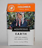 Кофе зерновой Cafe Montecelio Colombia 250 гр.