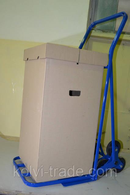 Лестничная ручная тележка от производителя, фото 5