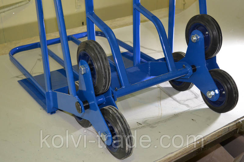 Лестничная ручная тележка от производителя, фото 4