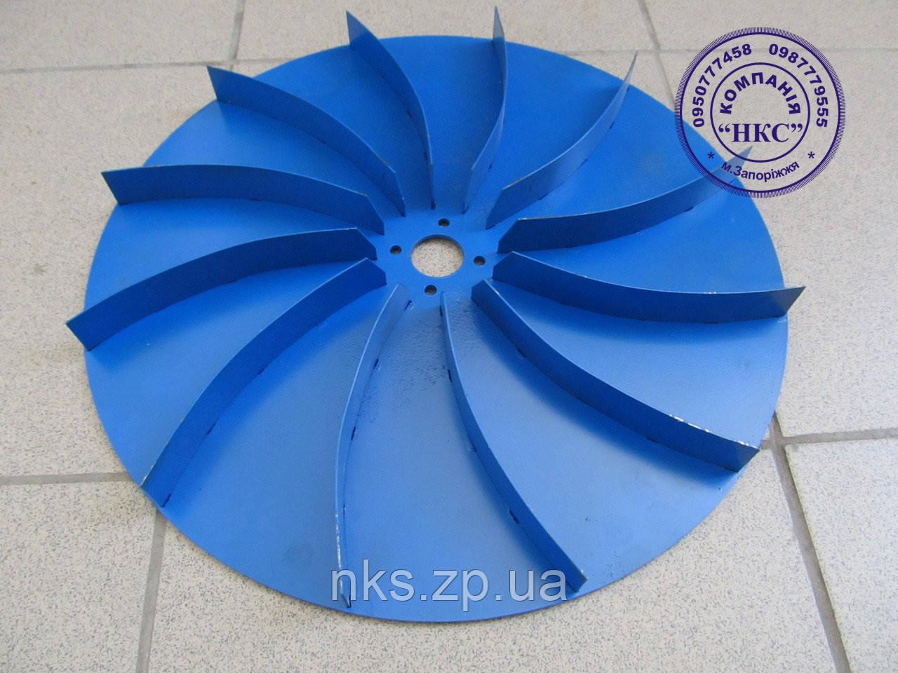Ротор эксгаустера СПЧ-6М.