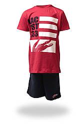 Костюм детский Lacoste (футболка+шорты)