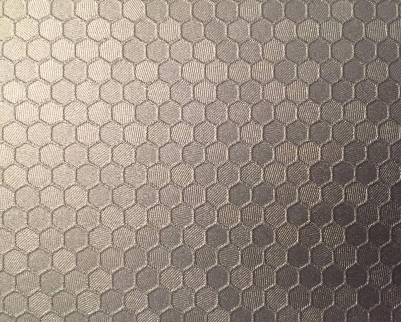 Oracal 975 Honeycomb Tin metallic, фото 2