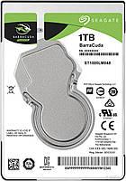 Жорсткий диск внутрішній 1 TB Seagate BarraCuda 2,5 (ST1000LM048), фото 1
