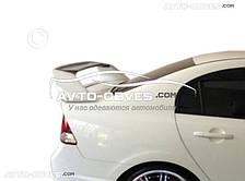 Спойлер Хонда Сівік 2006-2012 седан RR-Type (під фарбування)
