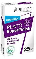 Шпаклевка гипсовая финишная PLATO Super Finish 25 кг