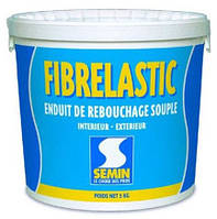 Полимерная эластичная шпаклевка semin fibrelastic 5 л