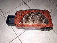 Подлокотник универсальный автомобильный под дерево! качество! HJ48001 (wood+E8+wood), фото 1