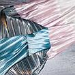Юбка серебро плиссэ- 509-04, фото 4
