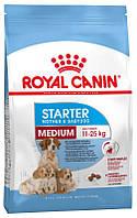 Корм для щенков Royal Canin (Роял Канин) Medium Starter
