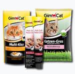 Лакомства и подкормки «Gimcat».