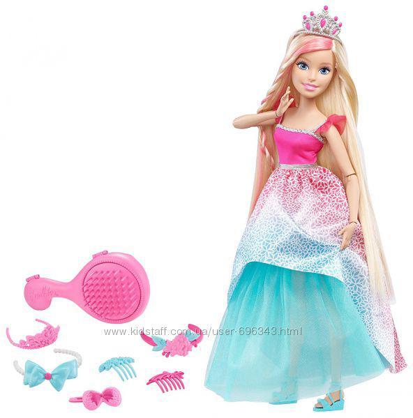 Кукла Барби (43 см) Barbie Dreamtopia Endless Hair, Оригинал (США)