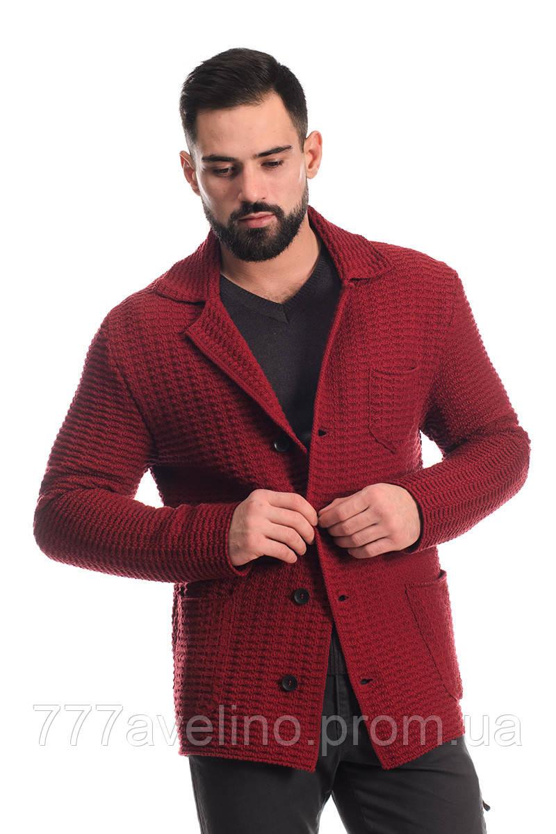 пиджак мужской вязаный стильный весна осень купить в харькове