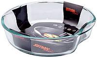 Лоток для запекания круглый 1,5 л. SIMAX 6906 Color